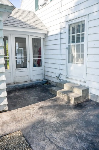 Front Patio - After Construction