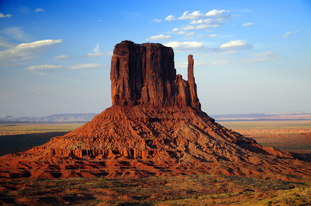 West Mitten Butte - Monument Valley