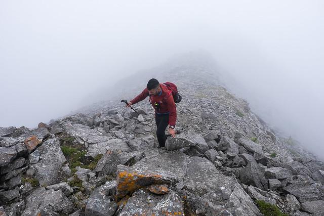Scrambles - Boundary Peak-6