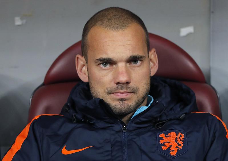 Wesley Sneijder。(達志影像資料照)