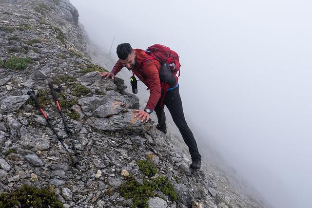 Scrambles - Boundary Peak-5