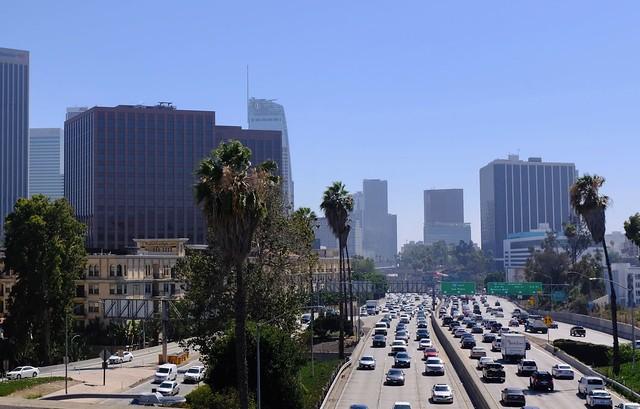 Los Angeles liikenne