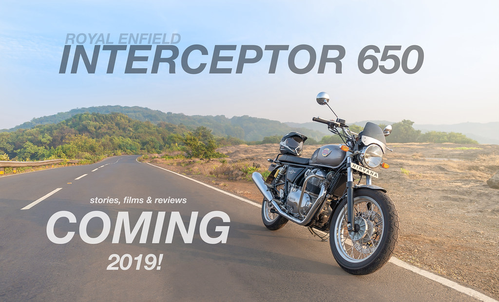 Interceptor 650! Coming Soon!