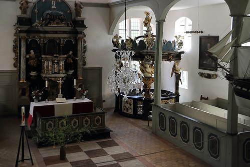 Prerow, Seemannskirche