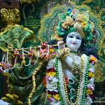 ISKCON Juhu Sringar Deity Darshan on 13th Aug 2019