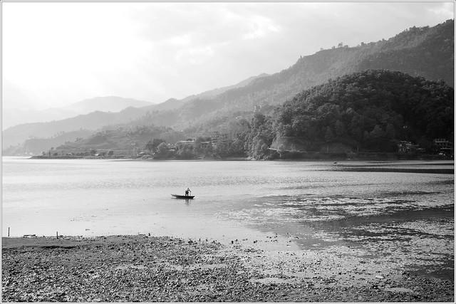 Lake Phewa, Nepal | May 2014