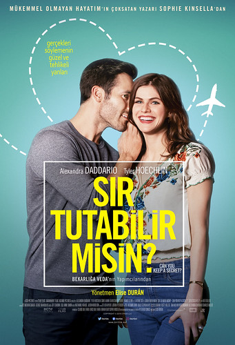 Sır Tutabilir misin? - Can You Keep a Secret? (2019)