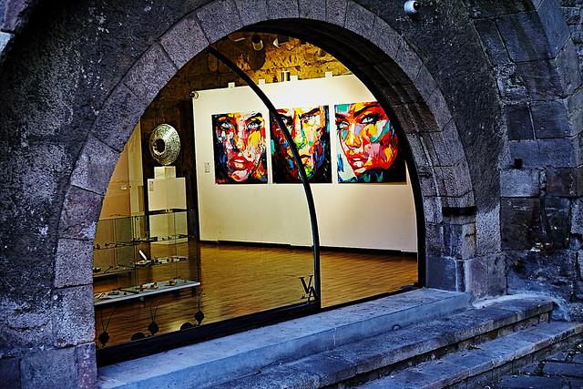 Barceloneando: Villa del Arte