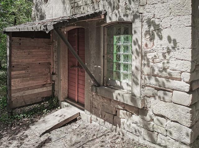 Kloster-Séparée in Mischbauweise