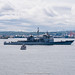 Seafair Fleet Week and Boeing Maritime Celebration 2019 - USS Mobile Bay (CG 53) & USS Spruance (DDG
