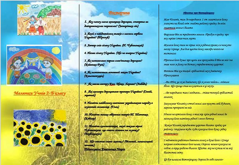 Шкільні проекти
