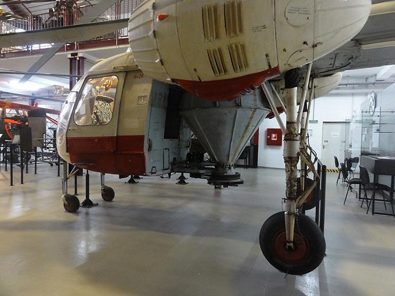 Helikopterid KA-26 on hoodlum 00001