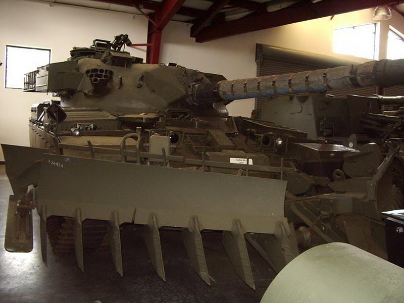 Chieftain Mk 6 00002