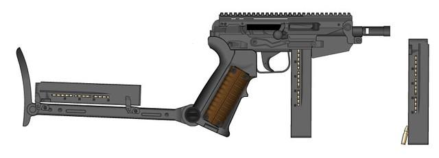 Modell 70 Skorpion