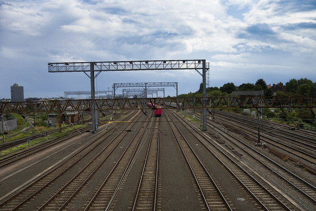 Wembley Railway Depot