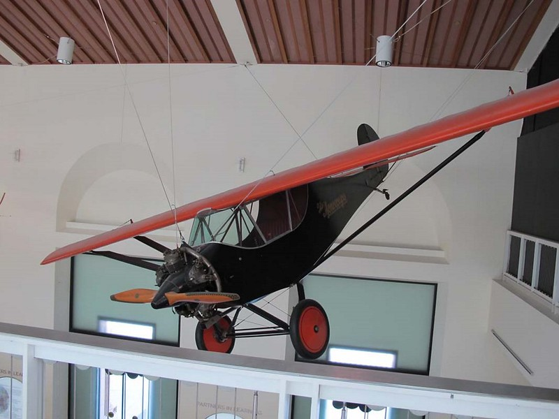 Velie Monocoupe Model 70 00001