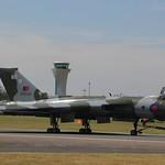 Avro Vulcan, UK.