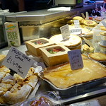 Food stuff from Redmans at Preston Market