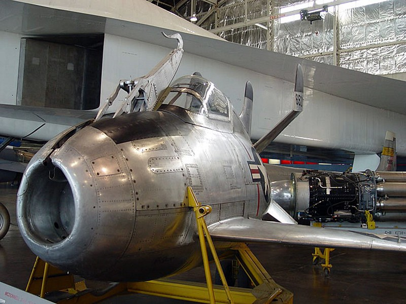 McDonnell XF-85 Goblin 00002