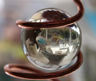 Sunroom in a ball