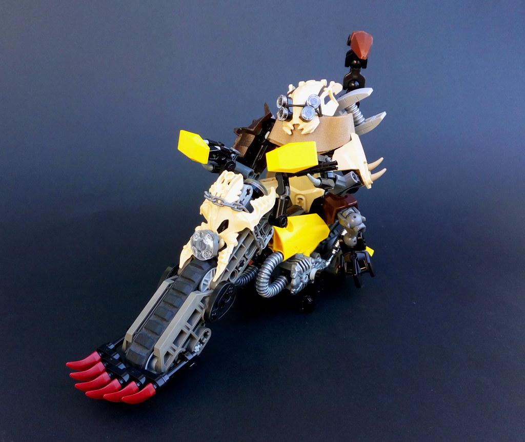 Zesky, Wasteland Mechanic