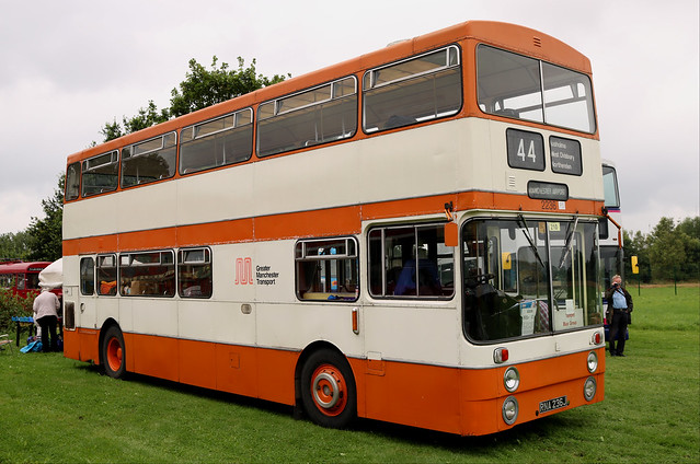 Greater Manchester Transport: 2236 RNA236J Daimler Fleetline/Park Royal