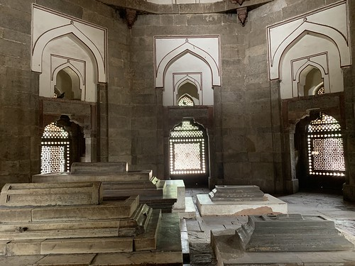 City Monument - Isa Khan's Mausoleum, Humayun's Tomb Complex