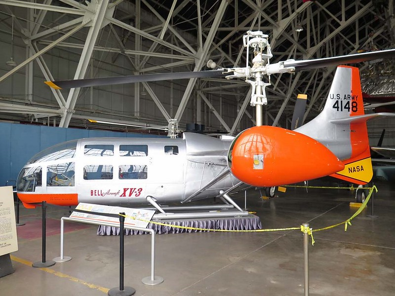 Bell Helicopter Textron XV-3 00001