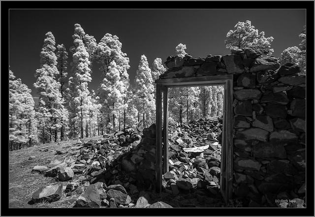 abandoned, Garafia, La Palma