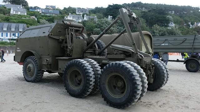 PACIFIC CAR M26 US ARMY