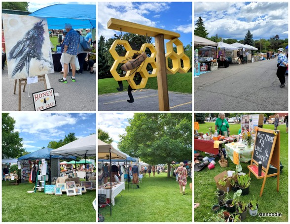 Farmer's Market Arts Festival Port Hope