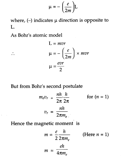 CBSE Previous Year Question Papers Class 12 Physics 2019 Outside Delhi 29