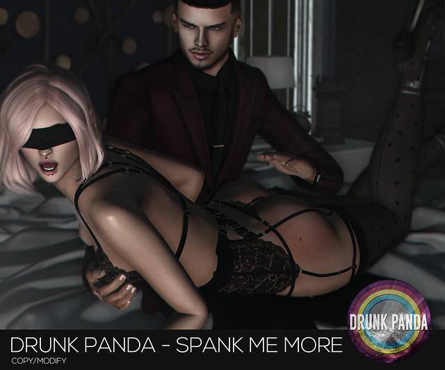 Drunk Panda - SpankMeMore