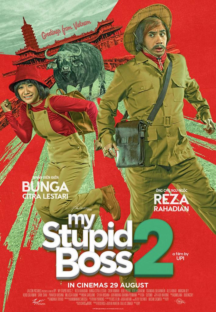 Filem My Stupid Boss 2