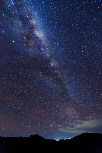 Martinborough Milky Way
