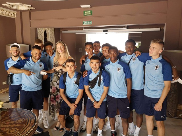 AFC Wimbledon U18s | Spain Trip 2019