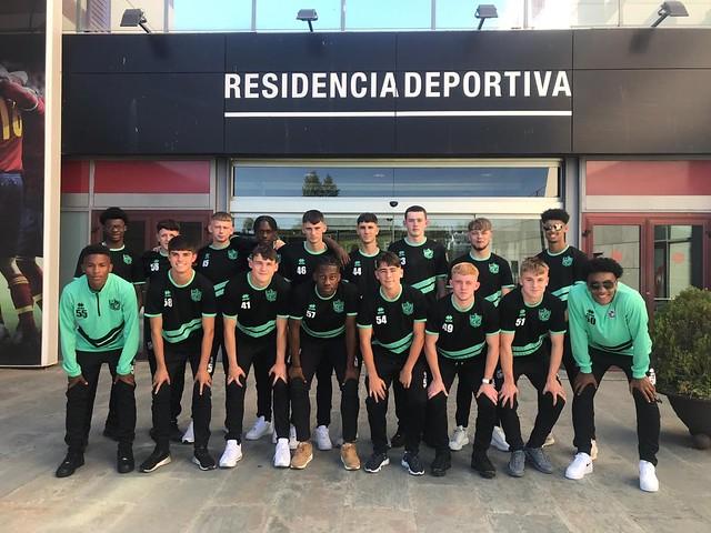 Port Vale U18s | Spain Trip 2019