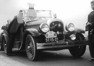 Chrysler 62 Torpedo Touring Sedan 1928