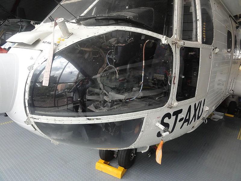 Aerospatiale SA 330J Super-Puma 00067