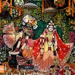 Hare Krishna Temple Ahmedabad Deity Darshan 13 Aug 2019