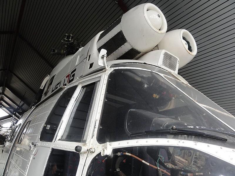 Aerospatiale SA 330J Super-Puma 00004