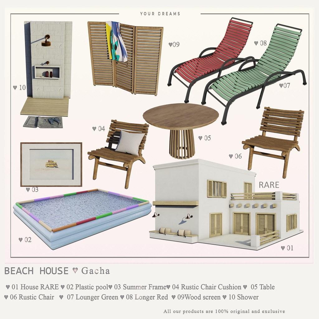 {YD} Beach House - TeleportHub.com Live!