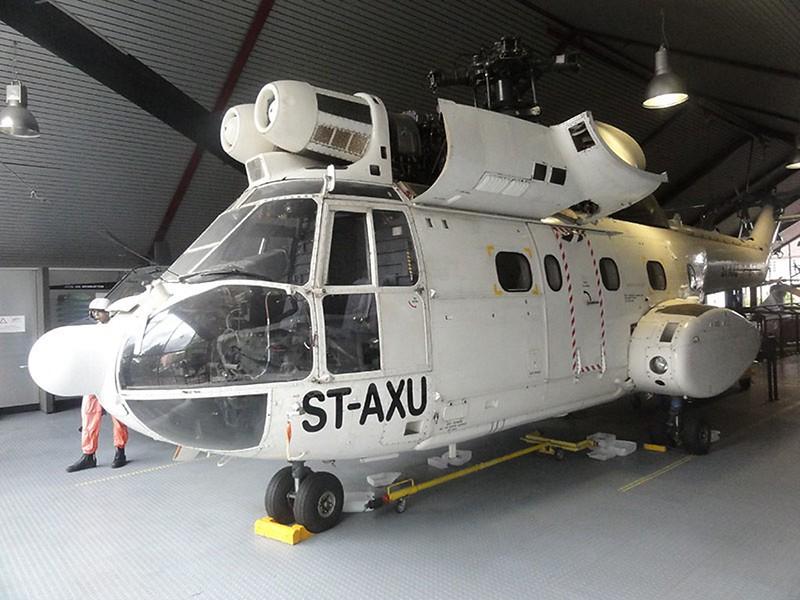 Aerospatiale SA 330J Super-Puma 00001