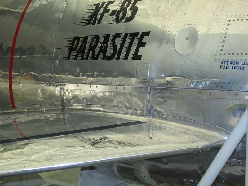 McDonnell XF-85 Goblin 00076