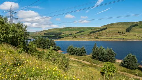 longdendale derbyshire highpeak peakdistrict uk olympus omdem1markii panasonic 1235 woodhead reservoir
