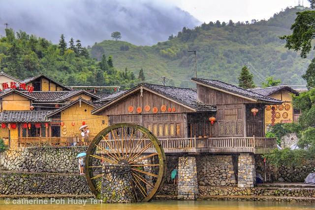 Nan Jing Tulou ( 南靖土楼)