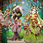 ISKCON Noida Deity Darshan 13 Aug 2019