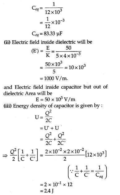 CBSE Previous Year Question Papers Class 12 Physics 2019 Outside Delhi 85