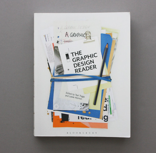 Cover of The Graphic Design Reader