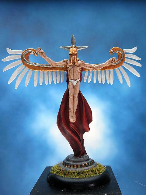 Cathar Heretic Angel